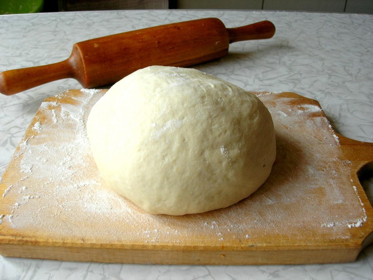 Тесто для пиццы по рецепту Джейми Оливера