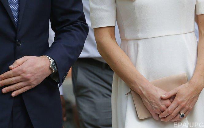 Королевский этикет. Почему Кейт Миддлтон никогда не красит ногти