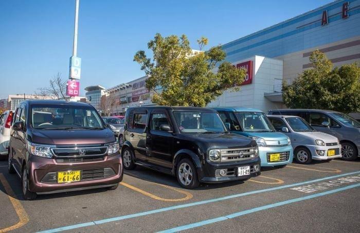 3. Кей-кары авто, истории, факты, япония