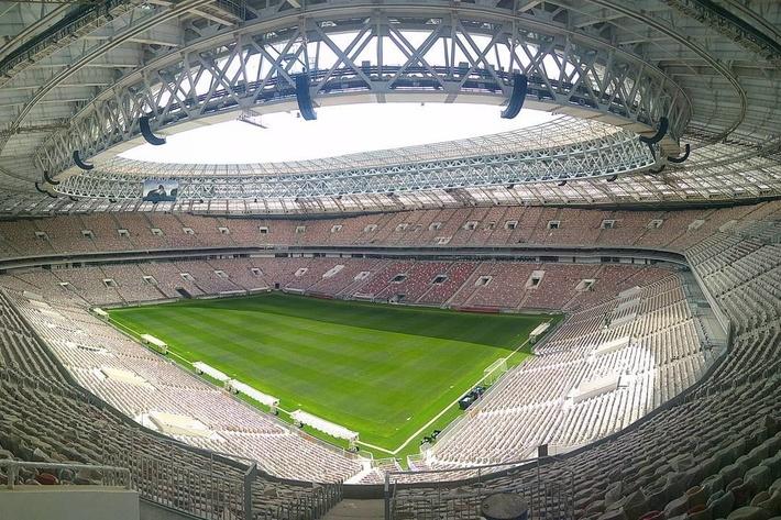 Ход строительства стадионов к ЧМ 2018