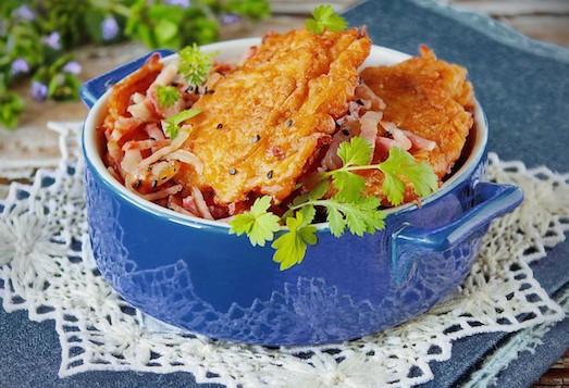 А вы умеете готовить цыбульники?