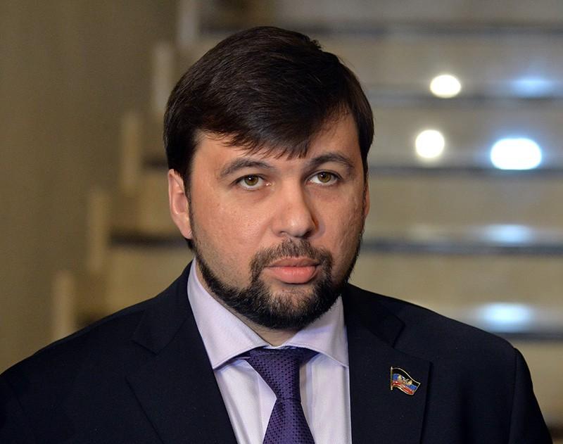 Пушилин о Малороссии: политических задач перед парламентом ДНР не стоит