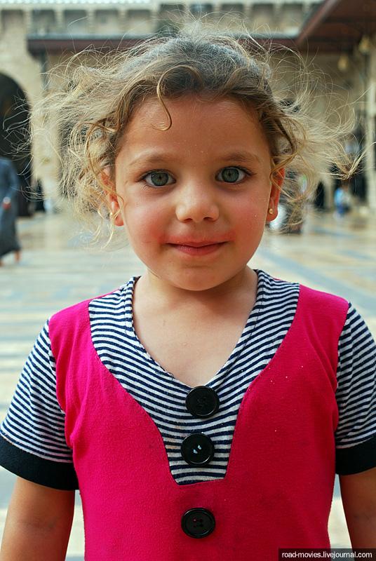 Сегодня мы отправимся в 2010 год , в маленький городок Алеппо, на севере Сирии