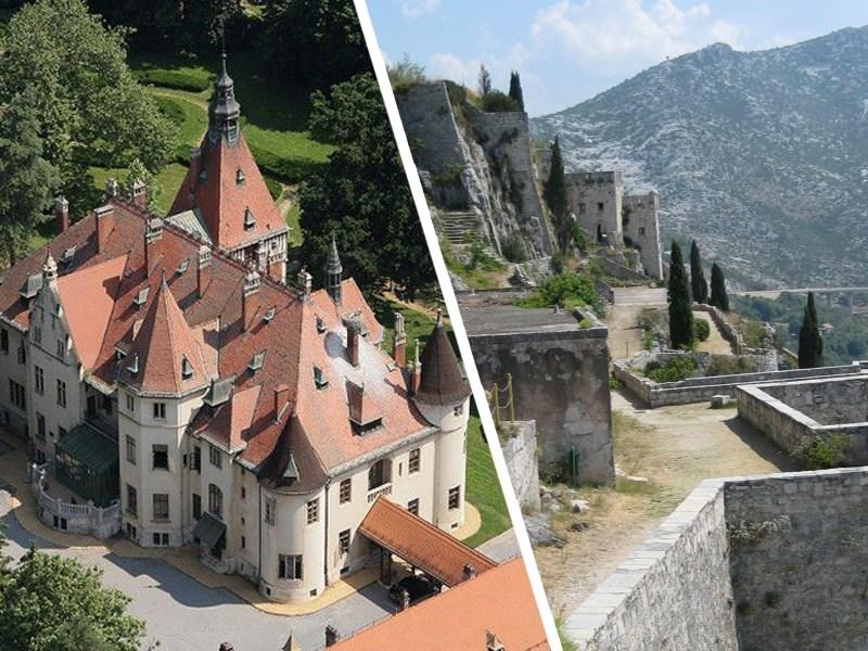 Средневековый тур: лучшие за…