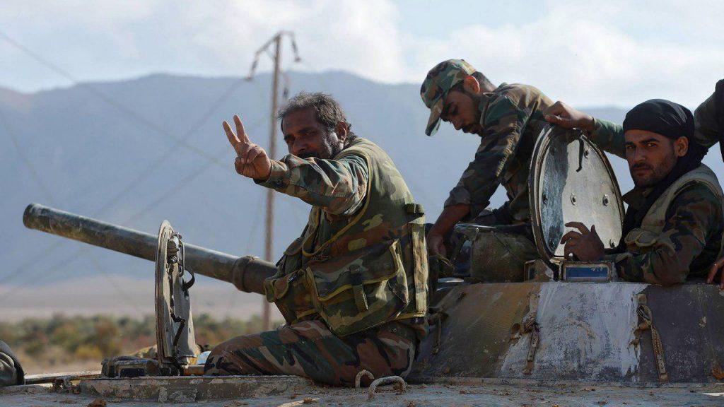Войска Сирии при поддержке ВКС РФ ликвидировали главаря террористов ИГ в Дейр эз-Зоре