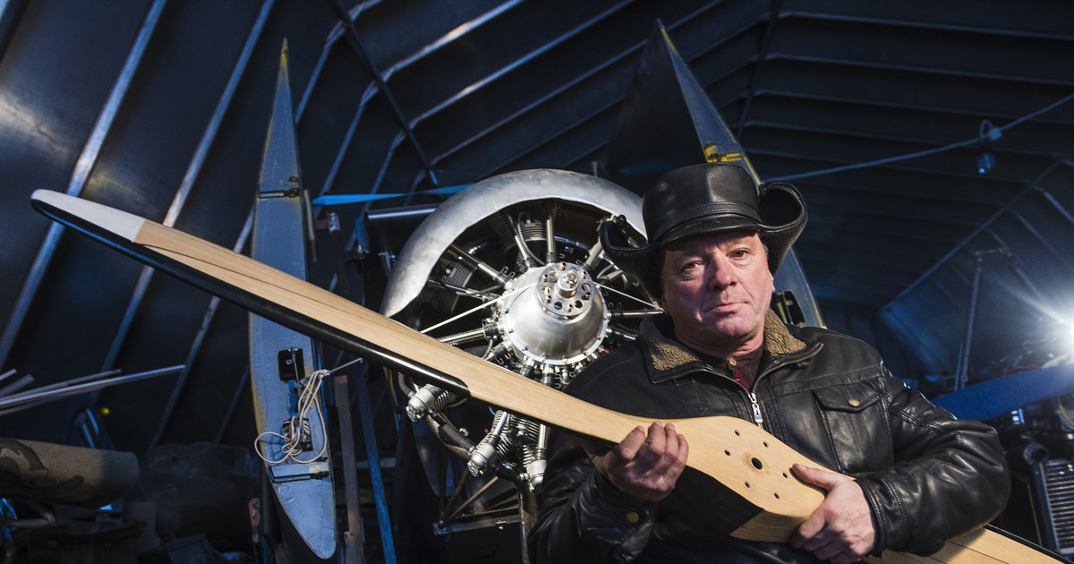 Малая авиация прошлого. Петербуржцы восстанавливают самолёты начала XX века