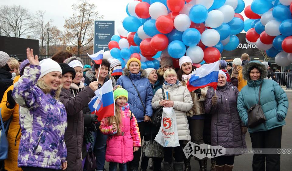 Москва отпраздновала День на…