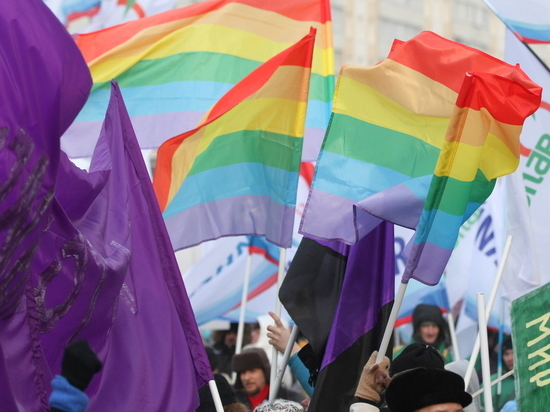 Оппачки... МВД предложило сажать в тюрьму за гей-пропаганду