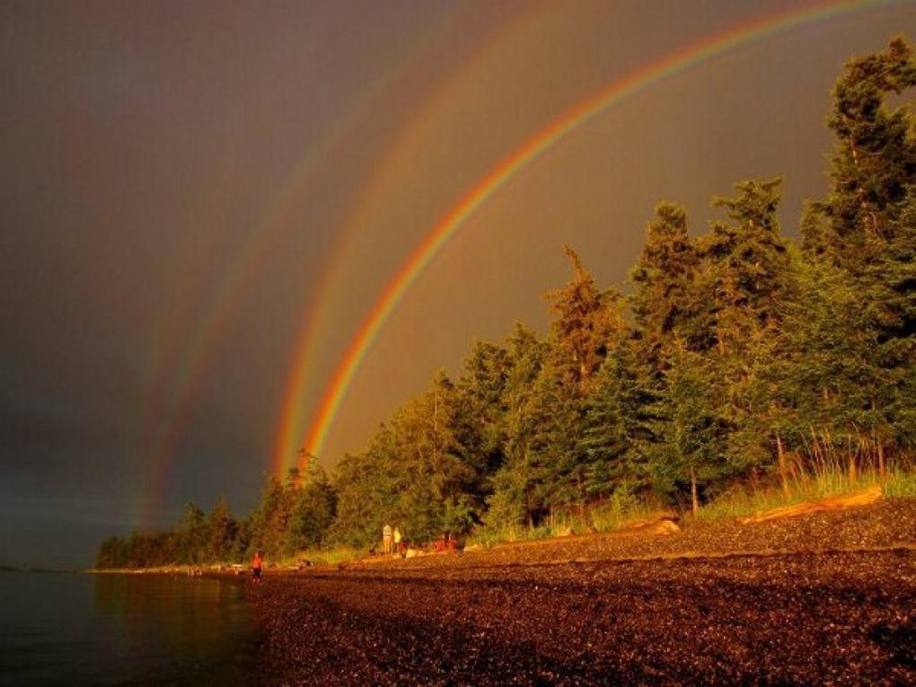 10 красивейших и самых редких природных явлений, в которые трудно поверить