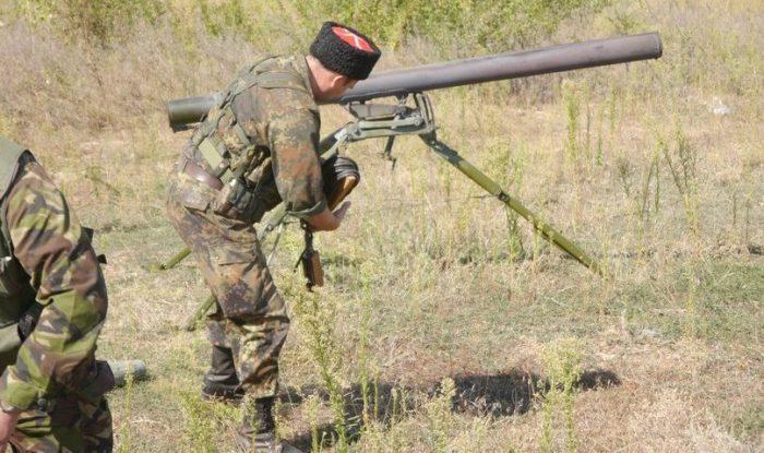 Ополченцев ДНР под Мариуполем усилили партизанскими «Градами»