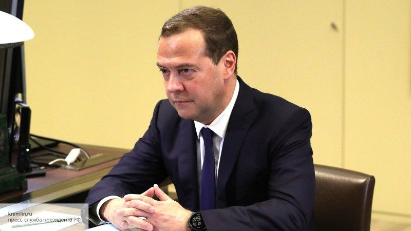 Дмитрий Медведев порекомендо…