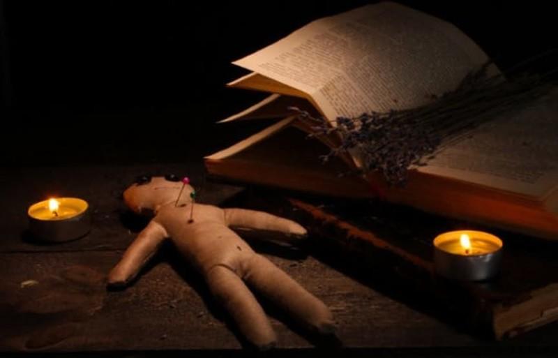 14. Смерть в результате заклинаний Вуду виртуальный мир, матрица, симуляция