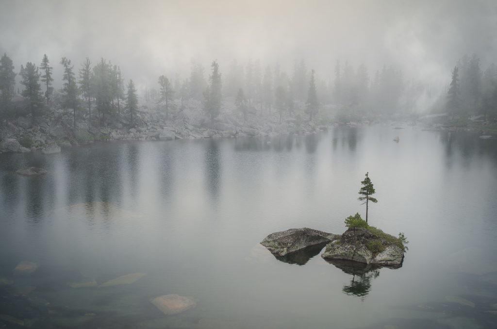 Завораживающая природа России