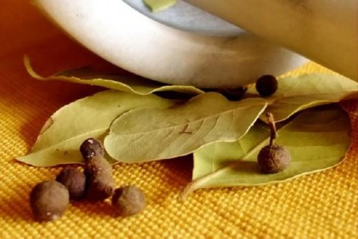 Лавровый лист против насекомых