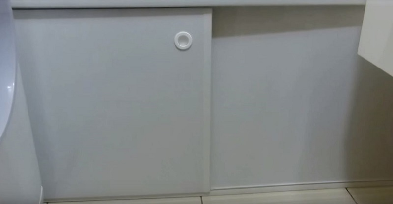 экран под ванну своими руками  itemprop=