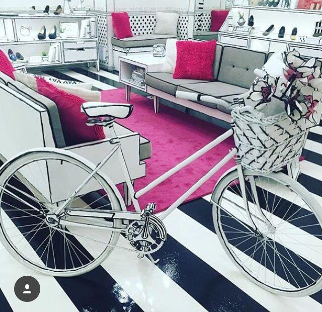 Нарисованый велосипед