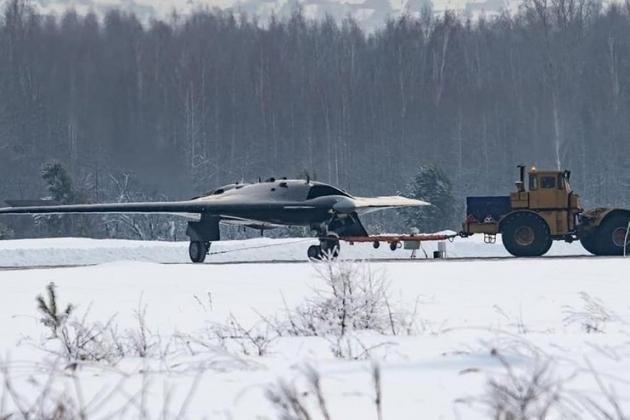 """Назван главный секрет российского ударного дрона С-70 """"Охотник"""""""