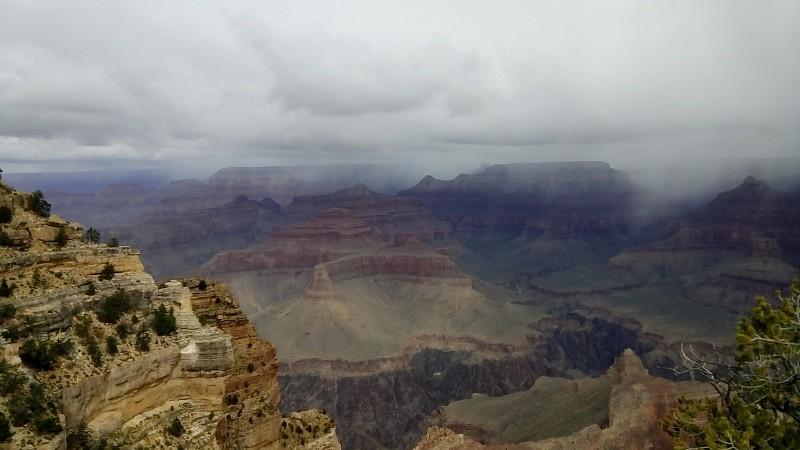 Гранд Каньон — самое потрясающее место Америки
