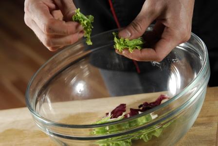 рецепт пошагово куриной грудки, фаршированной орехами - шаг 8