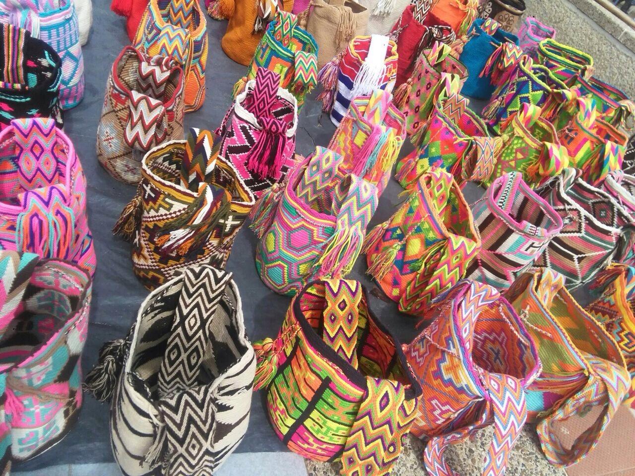 Колумбийские сумки Мочила (Wayuu Mochila)