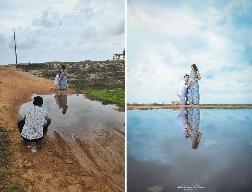 Фотограф открыл секреты профессиональных снимков