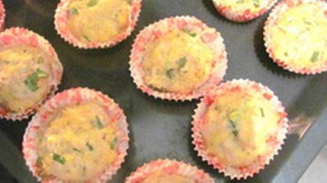 Рецепты закусочных маффинов с фото пошагово