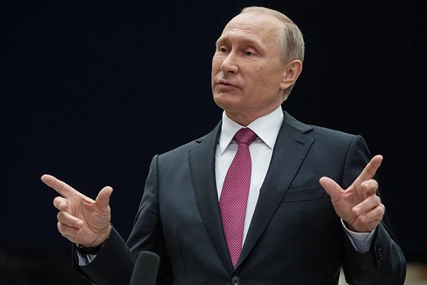 Паника на Западе: Путин применил мощное «оружие», спасенья нет, считают в США