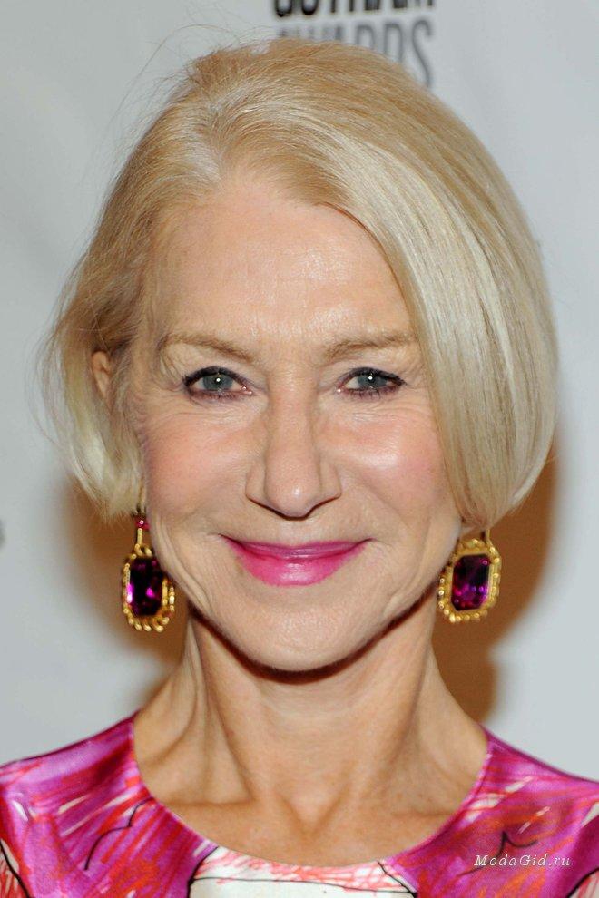 Возрастной макияж для женщин старше 45 лет