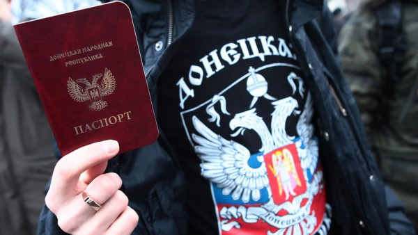 Сбербанк начал обслуживать граждан по паспортам ДНР и ЛНР