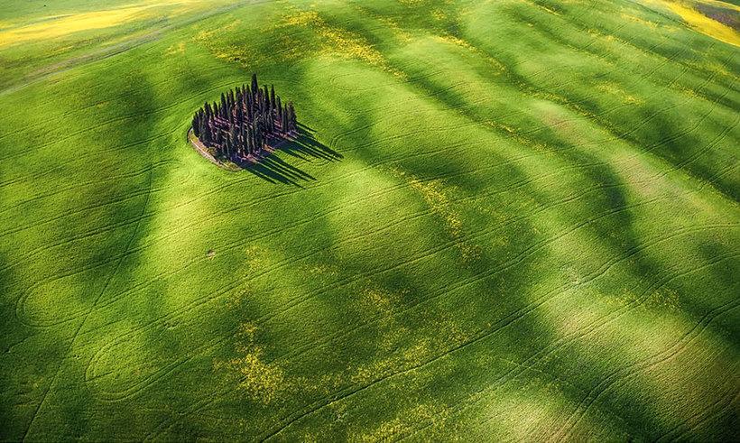 10 лучших дрон-фотографий со всего мира