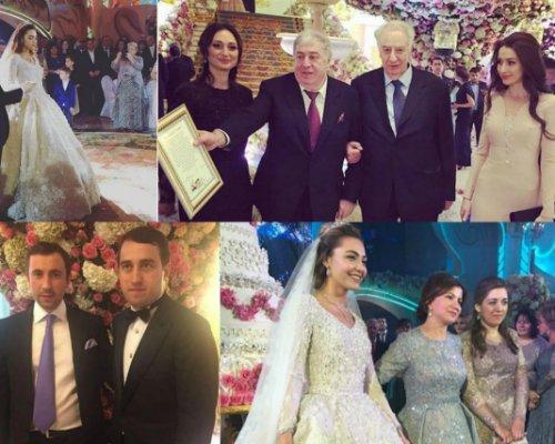 Гран-при премии «Событие года» присужден свадьбе сына Михаила Гуцериева