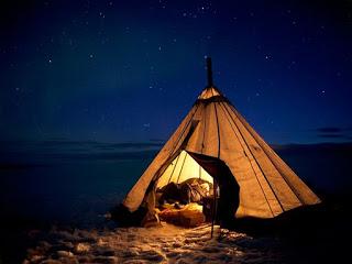 Походный радиатор Как обогреть палатку до утра