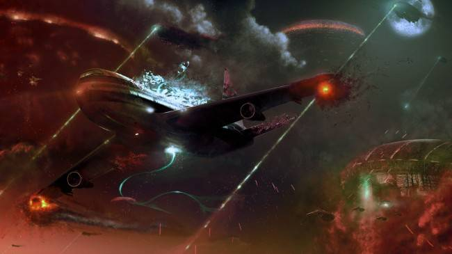 Какую цель на Земле преследует инопланетная цивилизация или все-же цивилизации?