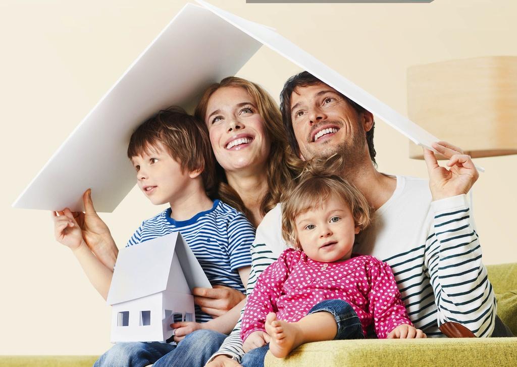 Многодетным родителям могут сократить ипотечный кредит