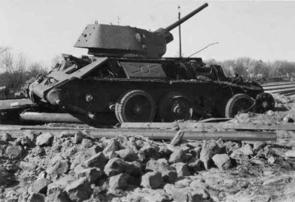 Сражение за Перекоп в 1941 году: трагедия, в которой полегла целая армия