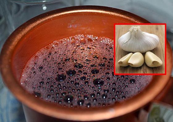 Настойка чеснока на красном вине - исцеляющее снадобье от 100 недугов!