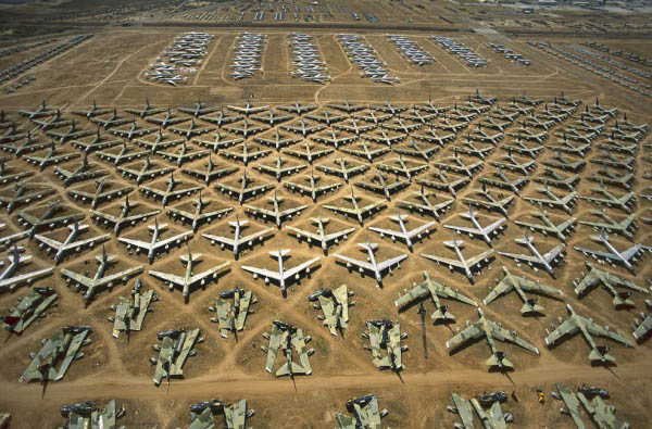 Фотографии, снятые с заоблачной высоты