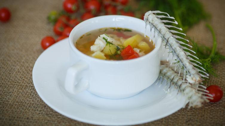 Чаудер. Что это за суп?