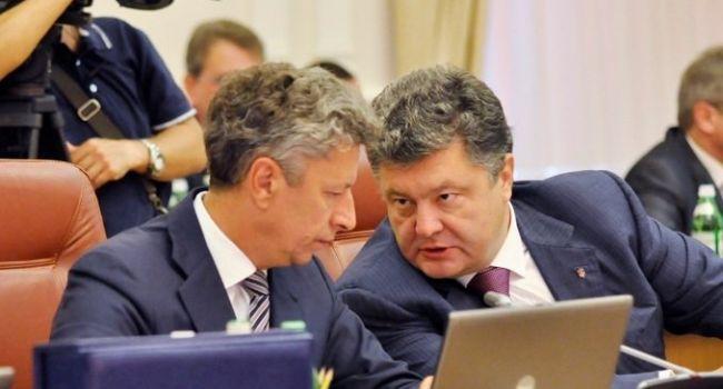 Бойко опередил Порошенко