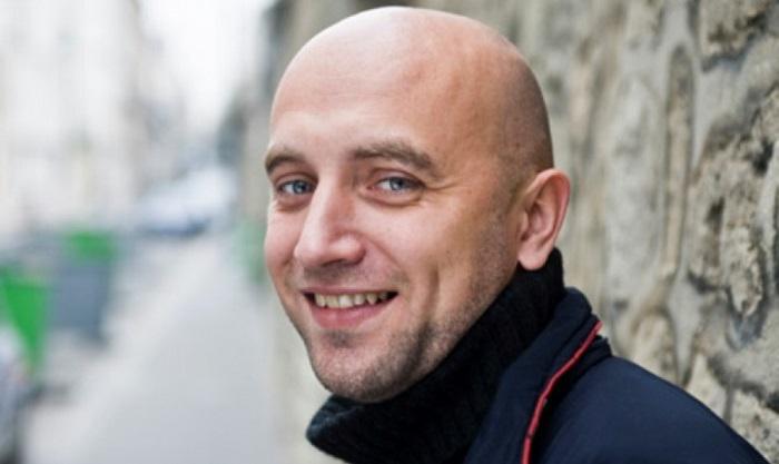 Захар Прилепин оставил американского журналиста сидеть с открытым ртом