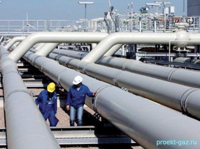 Украина восстановила импорт газа из Польши