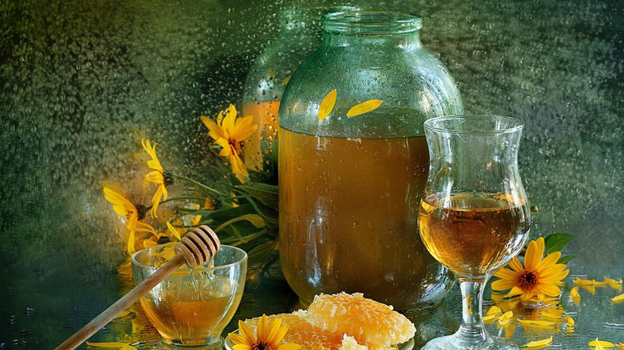 Мёд для иммунитета