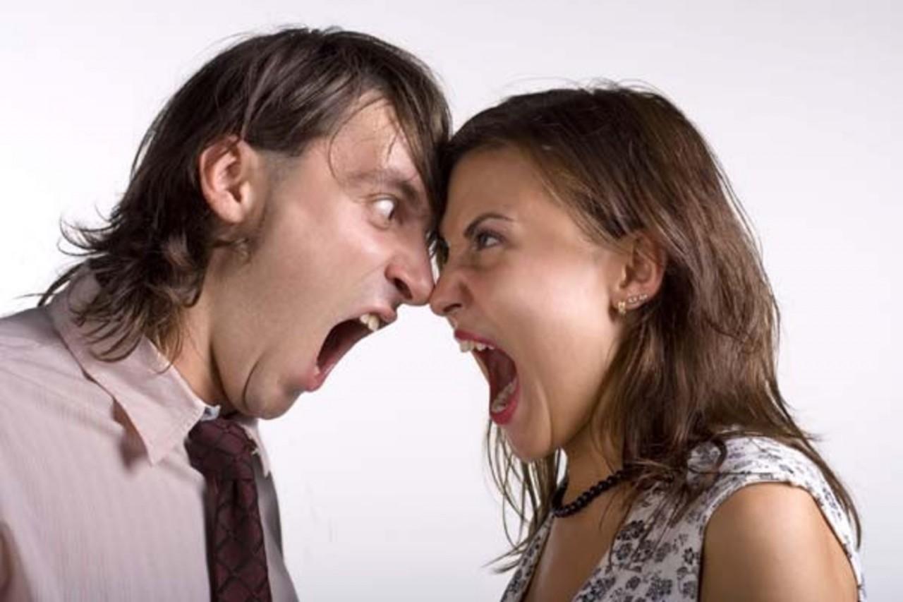 Секрет счастливой супружеской жизни: учитесь правильно ругаться!