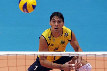 Бразилец извинился за призыв лишить сборную России по волейболу золота ОИ-2012