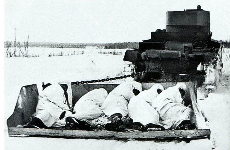 История военных события в фотографиях