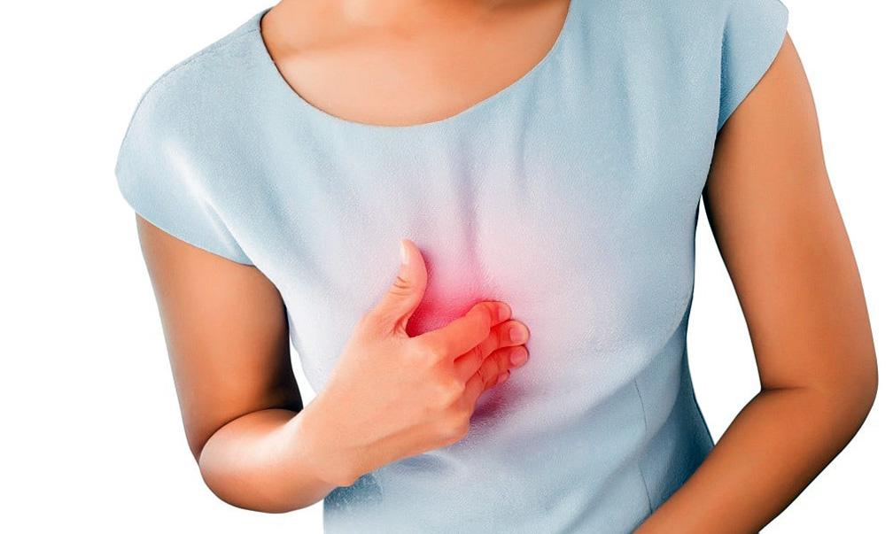 7 способов лечения изжоги или кислотного рефлюкса