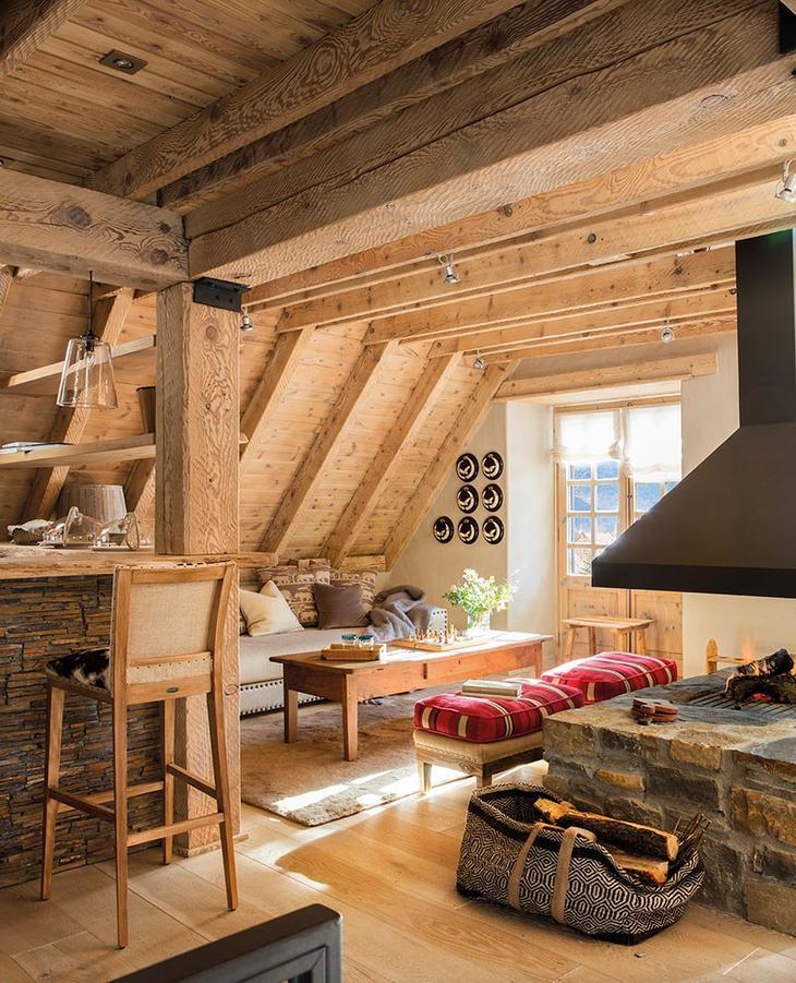 Теплый и уютный домик для дв…