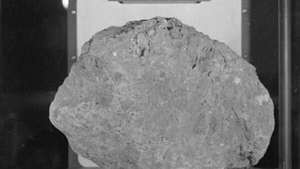 Лунные камни NASA — фейк?
