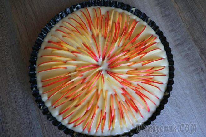Изумительно вкусный яблочный пирог!
