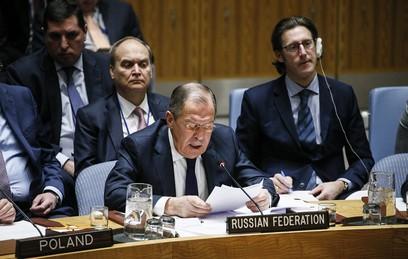 Лавров и генсек ООН призвали сохранить ядерную сделку с Ираном
